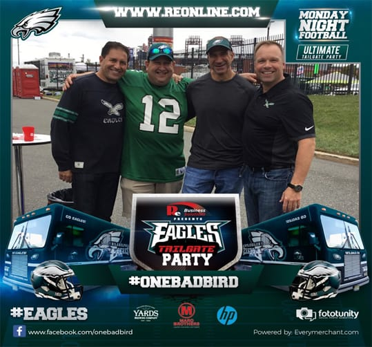 PhiladelphiaEaglesTailgateParty