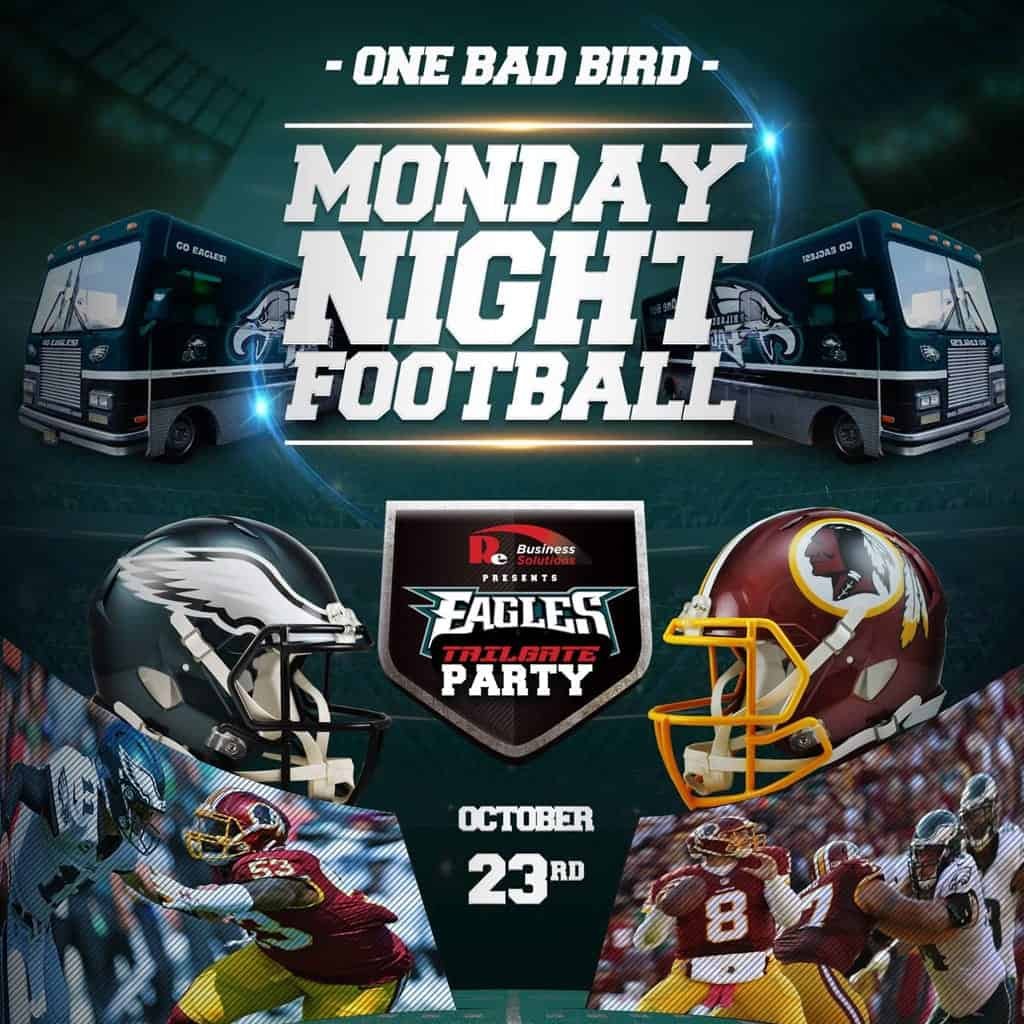 One Bad Bird Johnny M Foundation Superbowl Giveaway