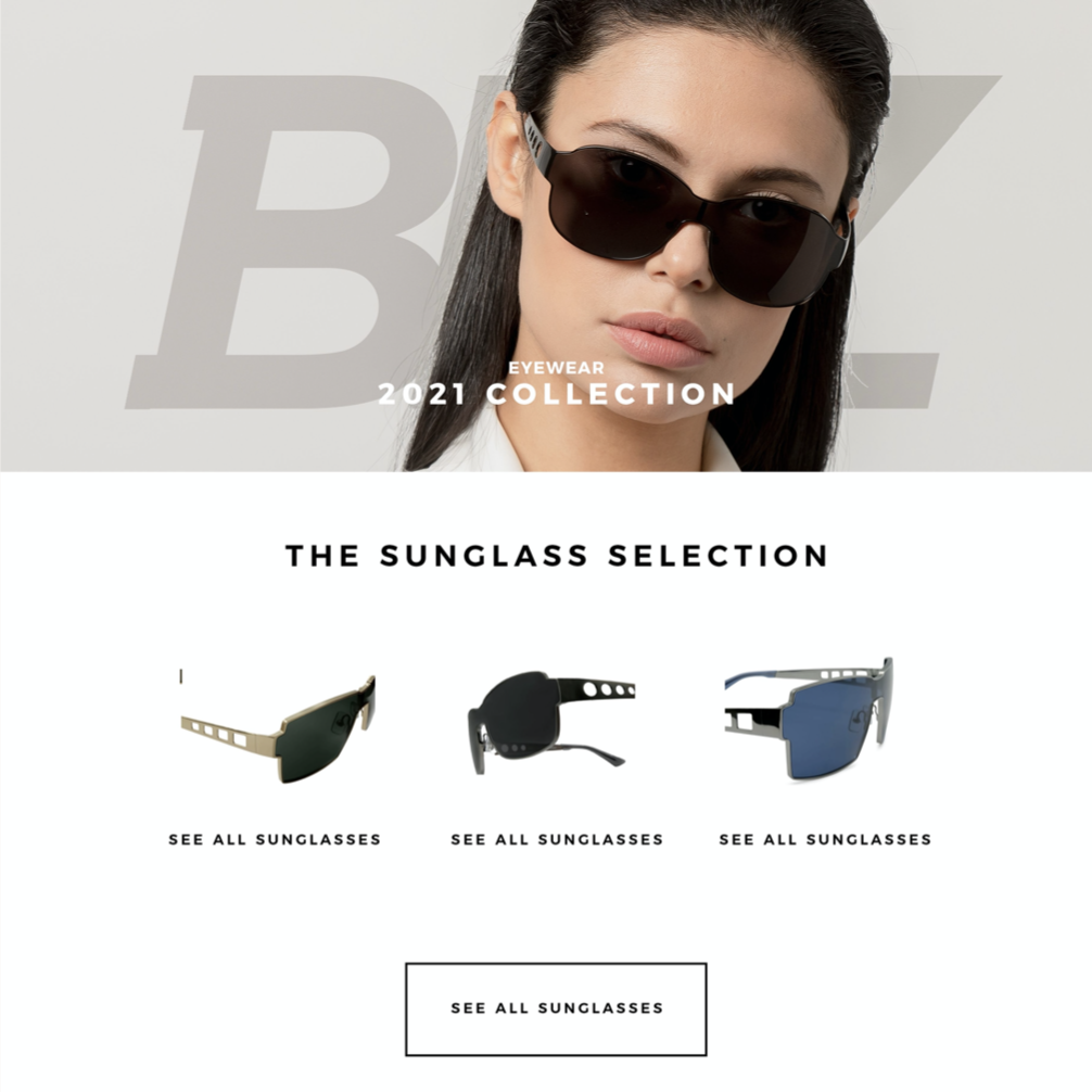 BEZ Fashionable Eyewear